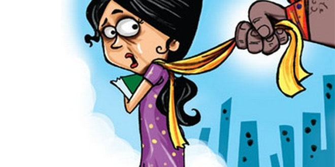eve teasing a problem of modern society 1 eve teasing in bangladesh: causes and impact on society, a study from islamic perspective.