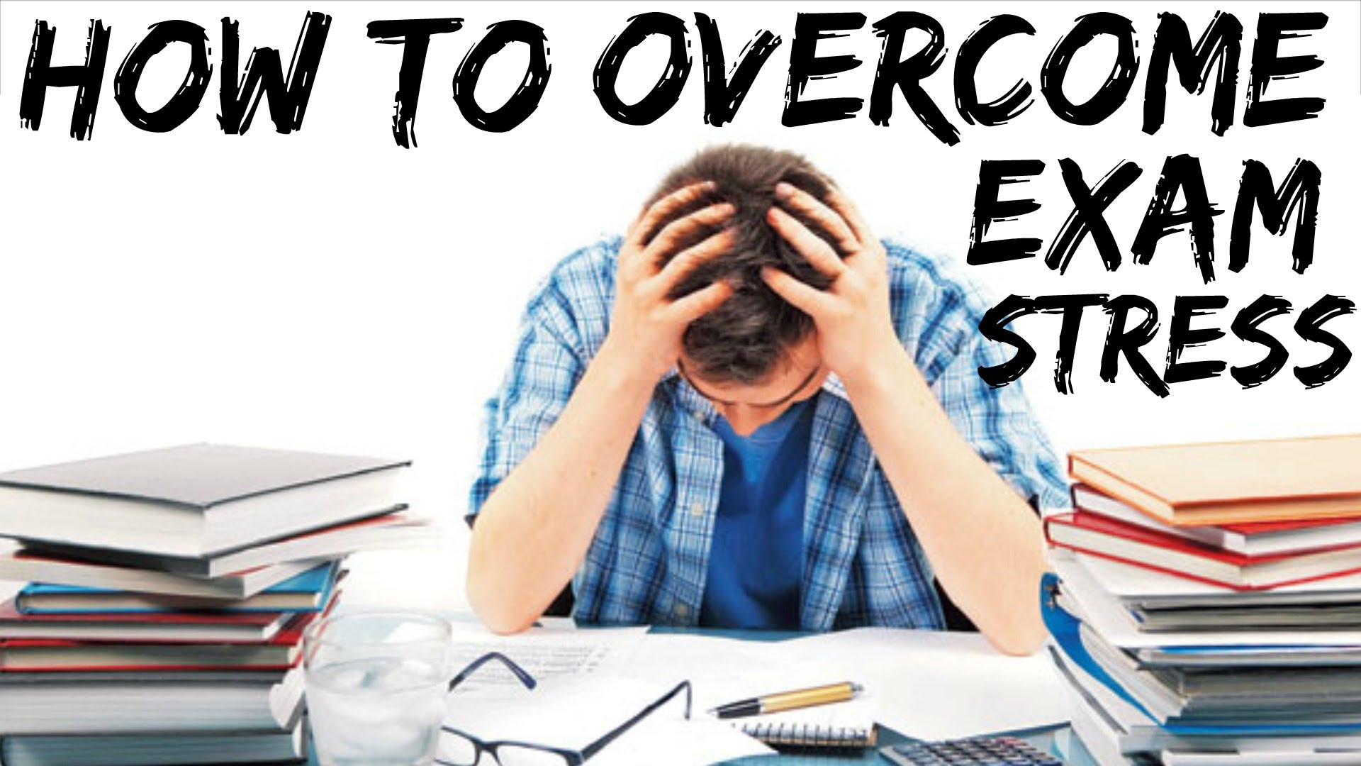 stress for exams Stress symptoms, signs, and causes improving your ability to handle stress  stress isn't always bad in small doses, it can help you perform under pressure and motivate you to do your best.