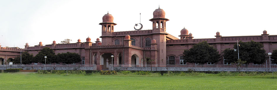 The University of Agriculture Faisalabad (UAF)