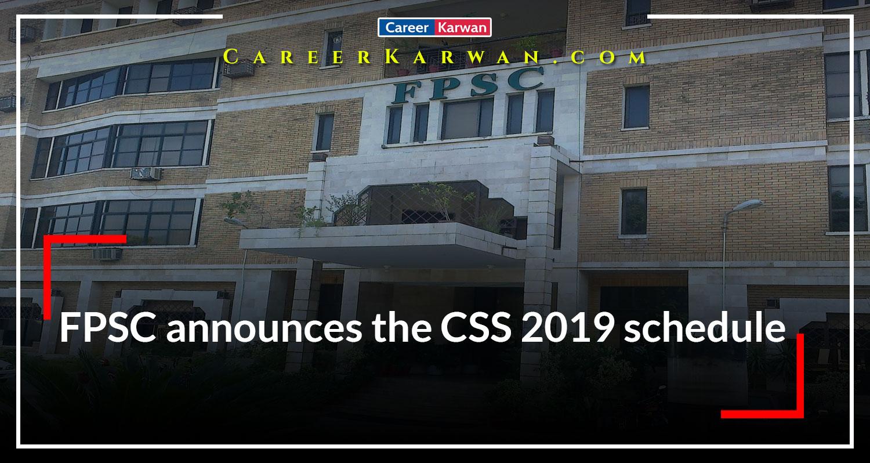 Ffpsc Calendrier 2019.Fpsc Announces Css 2019 Schedule