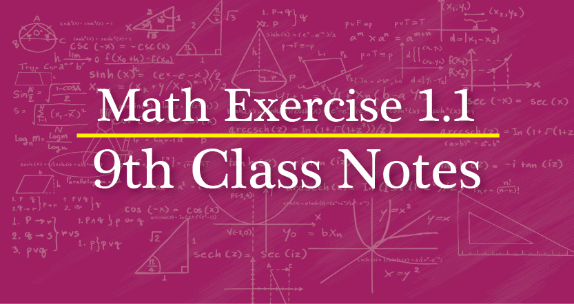 Computer Science 9th Class Notes of all boards - Matric