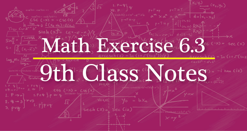 Physics 9th Class Notes of all boards - Matric Physics notes