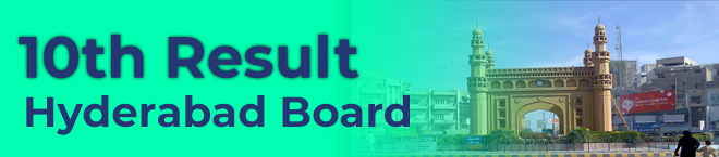 hyderabad board 10th class result