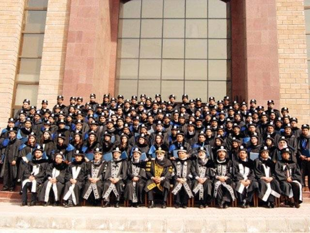 Convocation at NUST
