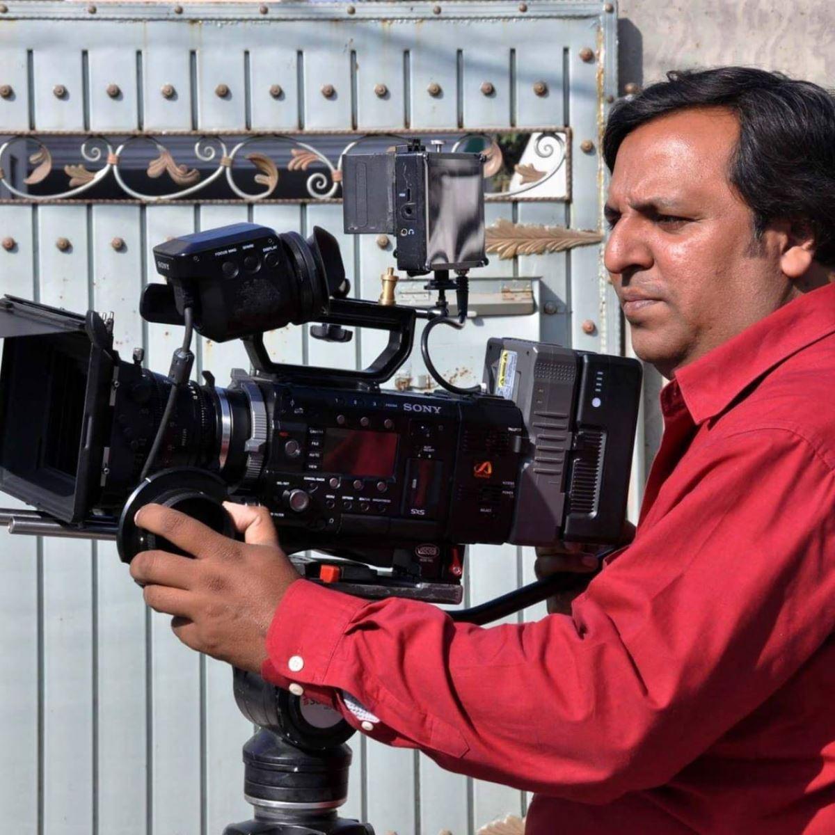 Video Director Saqib Siddique needs help to survive