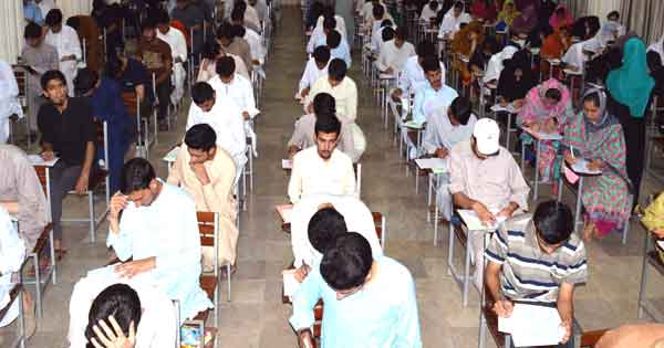 BISE Sargodha Board 12th Class Date Sheet