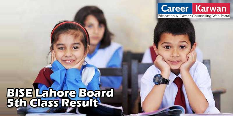 5th Class Result 2020