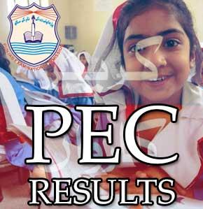 PEC Results 2020
