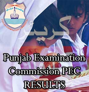 Punjab Examination Commission PEC Results 2020